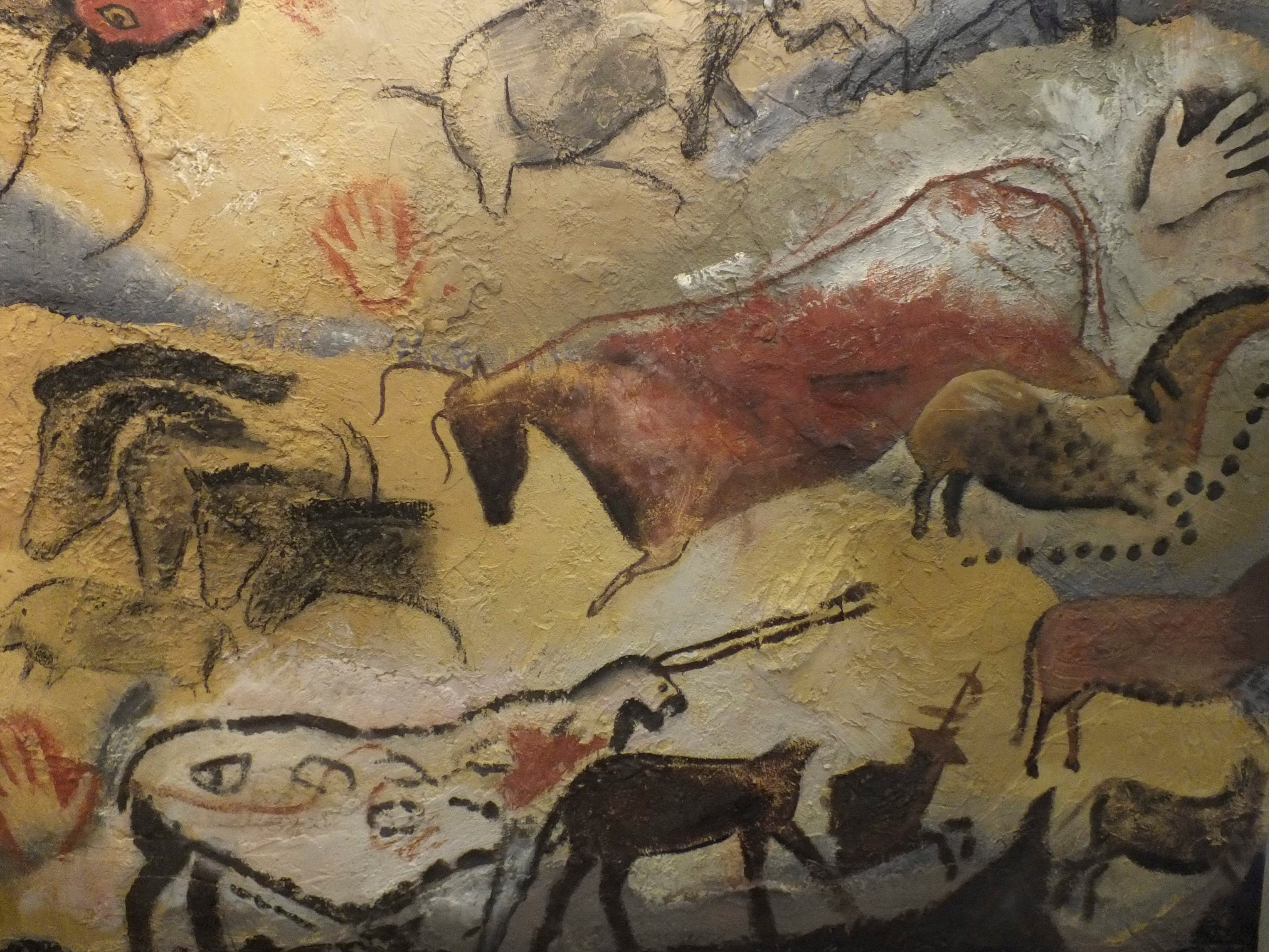 early cave art